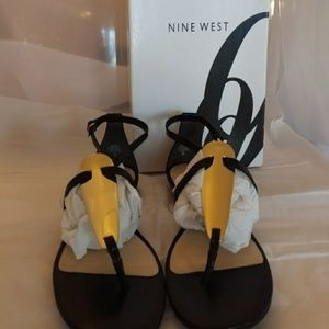 Nine West super cute sandals